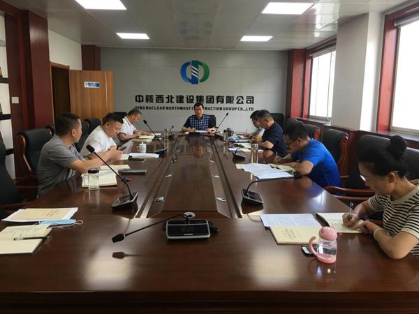 集团党委理论中心组学习《中共中央国务院关于新时代推进西部大开发形成新格局的指导意见》